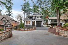 Dream House Plan - Craftsman Exterior - Front Elevation Plan #48-1007