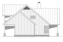 Country Exterior - Other Elevation Plan #932-144