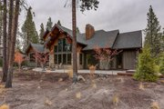 Craftsman Style House Plan - 4 Beds 5.5 Baths 4412 Sq/Ft Plan #892-28 Exterior - Rear Elevation