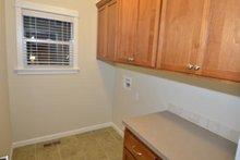 Craftsman Interior - Laundry Plan #124-1210