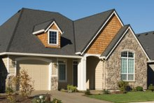 Dream House Plan - Traditional Exterior - Front Elevation Plan #48-280