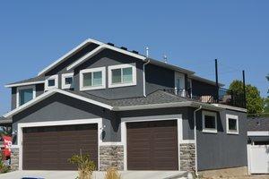 Craftsman Exterior - Front Elevation Plan #1060-66