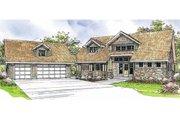 Craftsman Style House Plan - 3 Beds 3.5 Baths 2427 Sq/Ft Plan #124-208