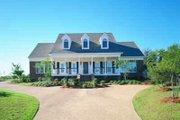 Southern Style House Plan - 4 Beds 3.5 Baths 3012 Sq/Ft Plan #45-161 Photo