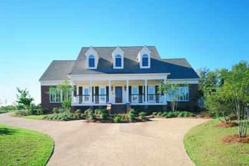 Home Plan - Southern Photo Plan #45-161