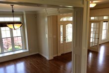 Architectural House Design - Entry/Dining Room Build 2