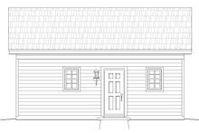 Dream House Plan - Country Exterior - Other Elevation Plan #932-103