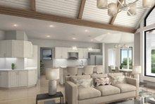 Dream House Plan - Farmhouse Interior - Family Room Plan #54-390