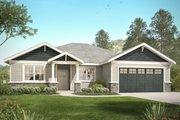 Craftsman Style House Plan - 3 Beds 2 Baths 2015 Sq/Ft Plan #124-1031
