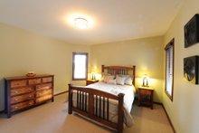 Master Bedroom - 1900 square foot Cottage