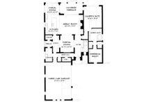 Cottage Floor Plan - Main Floor Plan Plan #413-113
