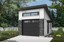 House Plan Design - Traditional Exterior - Front Elevation Plan #23-2633