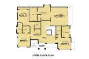 Modern Style House Plan - 7 Beds 8.5 Baths 5109 Sq/Ft Plan #1066-105 Floor Plan - Upper Floor Plan