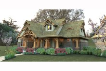 Craftsman Exterior - Other Elevation Plan #120-174