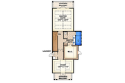Beach Style House Plan - 5 Beds 5.5 Baths 9075 Sq/Ft Plan #27-456 Floor Plan - Other Floor