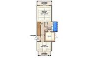 Beach Style House Plan - 5 Beds 5.5 Baths 9075 Sq/Ft Plan #27-456 Floor Plan - Other Floor Plan