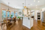 Craftsman Style House Plan - 5 Beds 5.5 Baths 4501 Sq/Ft Plan #17-2444 Interior - Other