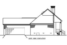 Home Plan - European Exterior - Other Elevation Plan #45-114