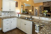 Traditional Style House Plan - 3 Beds 2 Baths 2142 Sq/Ft Plan #929-911 Interior - Kitchen