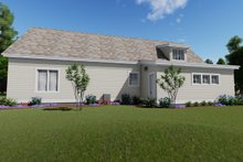 Architectural House Design - Farmhouse Exterior - Other Elevation Plan #1069-19