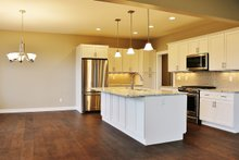 Craftsman Interior - Kitchen Plan #1070-11