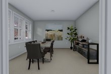 Dream House Plan - Craftsman Interior - Dining Room Plan #1060-55