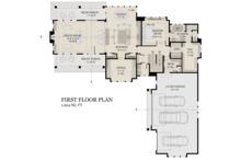 Farmhouse Floor Plan - Main Floor Plan Plan #51-1145