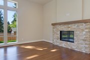 Modern Style House Plan - 4 Beds 3 Baths 3105 Sq/Ft Plan #132-225 Interior - Other