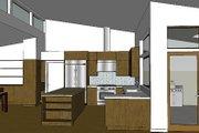 Modern Style House Plan - 3 Beds 2 Baths 1986 Sq/Ft Plan #519-2 Interior - Kitchen
