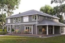 Architectural House Design - Craftsman Exterior - Other Elevation Plan #1066-26