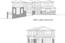 House Plan Design - Traditional Exterior - Other Elevation Plan #1066-58