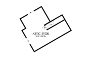 Craftsman Style House Plan - 3 Beds 2.5 Baths 3163 Sq/Ft Plan #48-688 Floor Plan - Upper Floor