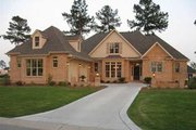 European Style House Plan - 3 Beds 2.5 Baths 2066 Sq/Ft Plan #927-39 Exterior - Front Elevation