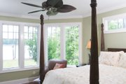 Country Style House Plan - 3 Beds 3.5 Baths 3528 Sq/Ft Plan #930-10 Interior - Master Bedroom