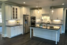 Home Plan - European Interior - Kitchen Plan #927-358