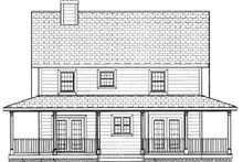 Home Plan - Southern Exterior - Other Elevation Plan #3-144