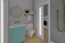 Architectural House Design - Farmhouse Interior - Bathroom Plan #126-175