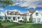 Farmhouse Style House Plan - 4 Beds 6 Baths 4482 Sq/Ft Plan #938-105