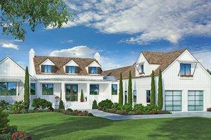 Farmhouse Exterior - Front Elevation Plan #938-105