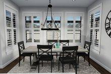 Home Plan - Ranch Interior - Dining Room Plan #1060-30