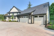 Craftsman Style House Plan - 3 Beds 2.5 Baths 4189 Sq/Ft Plan #928-312 Exterior - Other Elevation