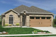 Home Plan - Traditional Exterior - Front Elevation Plan #84-270