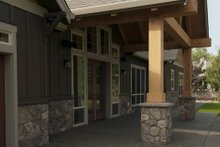 Craftsman Exterior - Other Elevation Plan #48-542