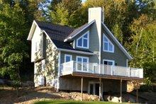 Home Plan Design - Left Side
