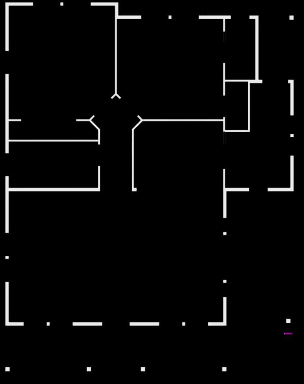 Dream House Plan - Craftsman bungalow floor plan by James Madsen 1000sft