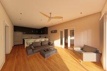 Contemporary Interior - Family Room Plan #126-177