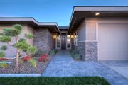 Modern Style House Plan - 4 Beds 2.5 Baths 2334 Sq/Ft Plan #48-603 Exterior - Other Elevation