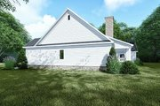 Country Style House Plan - 3 Beds 2 Baths 1813 Sq/Ft Plan #923-128 Exterior - Other Elevation