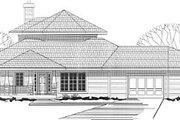 Modern Style House Plan - 3 Beds 3 Baths 3428 Sq/Ft Plan #67-213