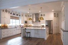 Architectural House Design - Traditional Interior - Kitchen Plan #437-83
